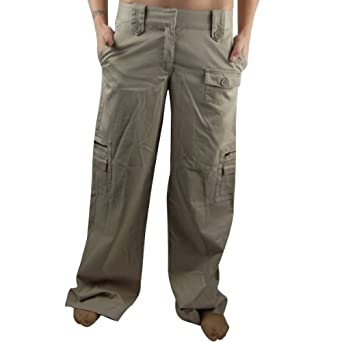 Lastest George UK Women39s Convertible Cargo Pants  Walmartcom