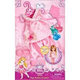 Disney Princess My First Aurora Doll Royal Bedtime Sleepwear Pajama Set