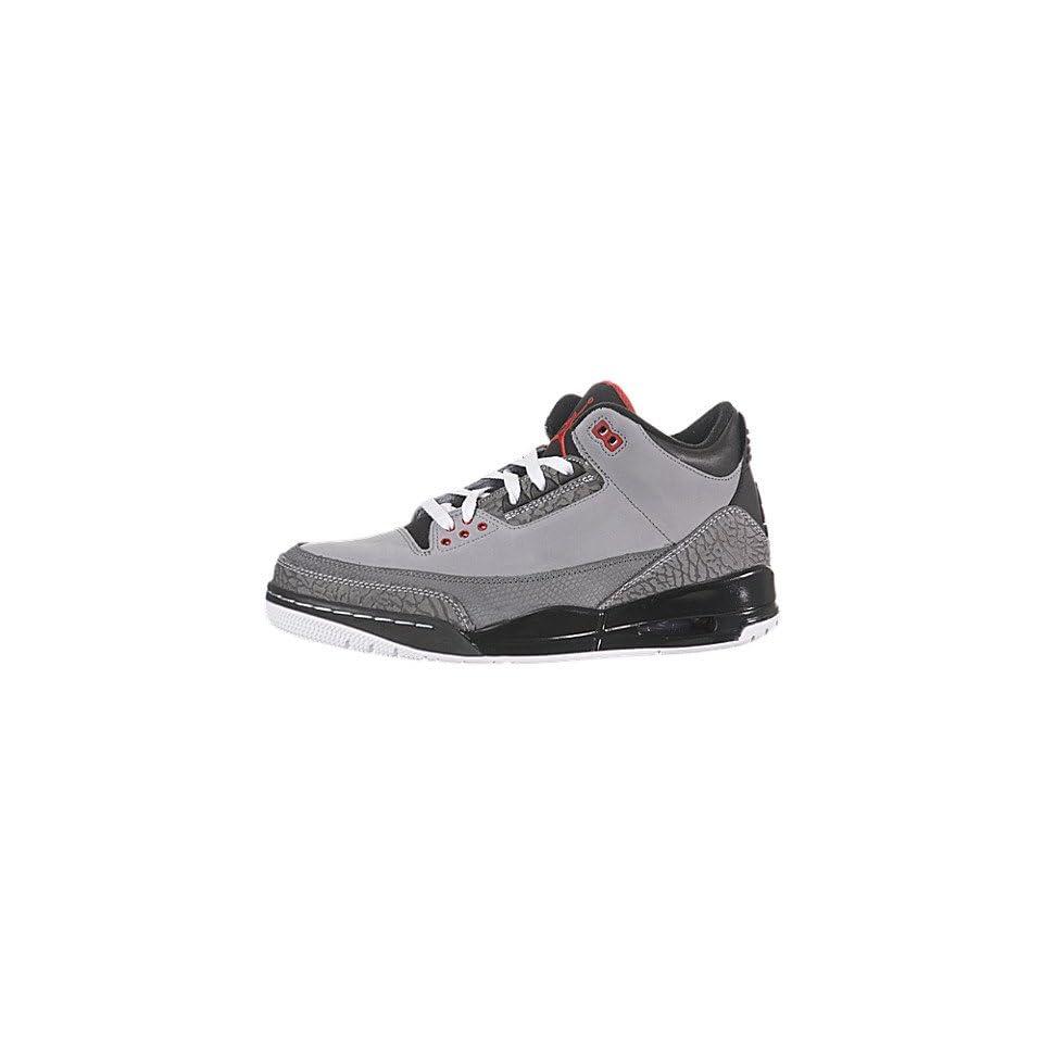 dc07c892d5ae3b Nike Air Jordan 3 Retro Stealth Mens Basketball Shoes  136064 003 on ...