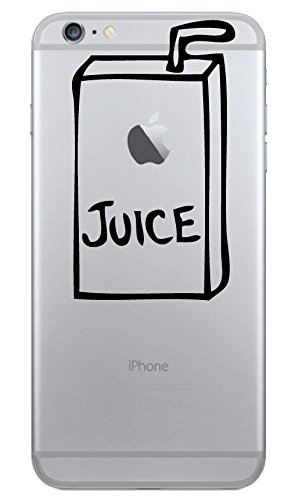 "Iphone 6 (4.7"") Apple Juice Vinyl Decal Sticker I6 front-971009"