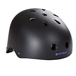 Imported Safety Helmet for Outdoor Rock Cycling Climbing Rappelling Rescue Black S