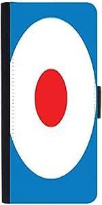 Snoogg Shooting Target Designer Protective Phone Flip Case Cover For Xiaomi Mi 4