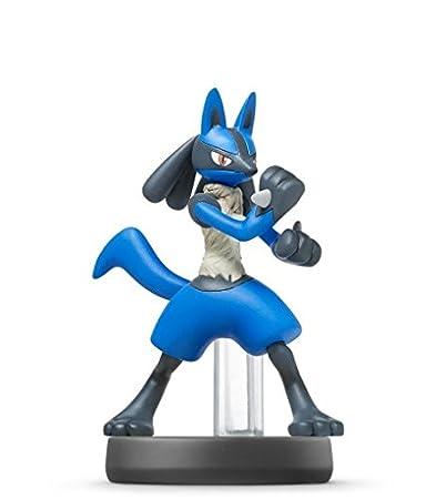 Nintendo - Figura Amiibo Smash Lucario