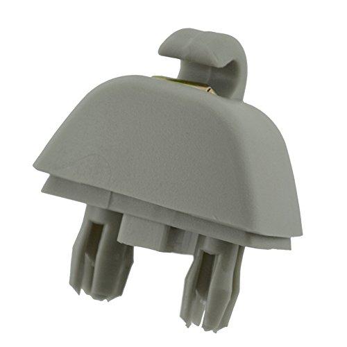 runmade-generic-grey-interior-sun-visor-hook-clip-bracket-for-audi-a6-c6