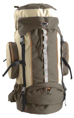 Trekkingrucksack XL Backpack 75 Liter Sport Freizeit