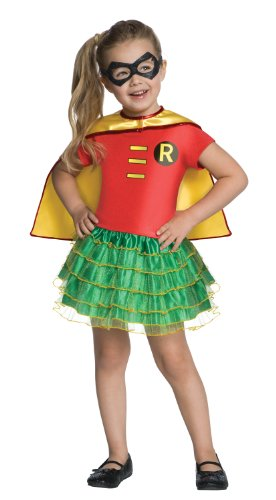 Girls 4-6 Costume Tutu Dress Set, Robin