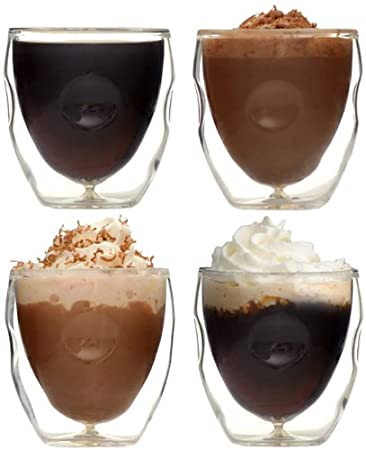 Beverage and Espresso Shot Glasses
