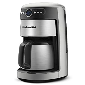 KitchenAid 12-Cup Thermal Carafe Coffee Maker