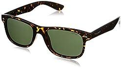 Polaroid Rectangular Sunglasses (Black) (PLD 1015/S)