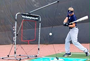 The Swingaway MVP Bryce Harper Baseball Hitting Batting Trainer by Swing-A-Way