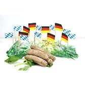 ドイツ  ソーセージ バジル500g