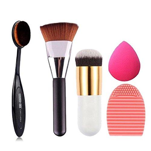 tefamore-5-pcs-pinceau-de-maquillage-maquillage-eponge-pinceau-de-maquillage-cleaner-foundation-brus