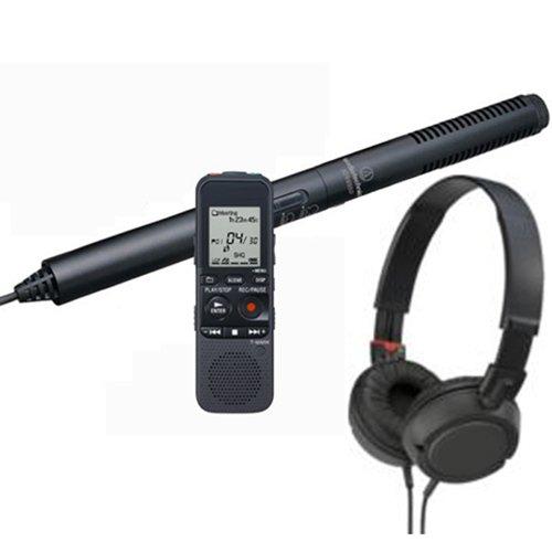Spy-Max Sound Pro Iii Professional Series Shotgun Microphone