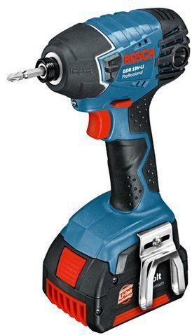 cordless impact screw driver