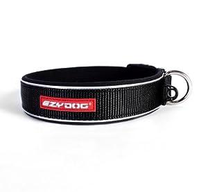 EzyDog Neo Dog Collar, Extra Large, Black