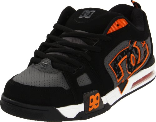DC Frenzy TP Shoes - Black/Battleship
