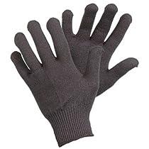 Thermolite Glove Liners, Black, Medium