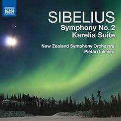 Symphony No. 2/Karelia Suite