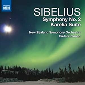 Symphony No. 2; Karelia Suite