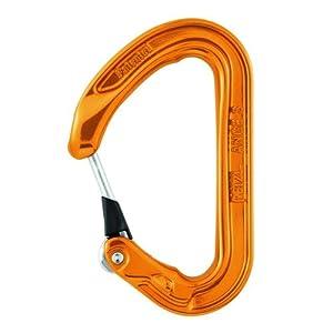 Petzl ANGE S carabiner - Orange