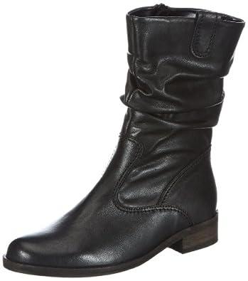 Gabor Shoes Gabor Comfort 72.792.67, Damen Stiefel, Schwarz (schwarz (Micro)), EU 36 (UK 3.5) (US 6)