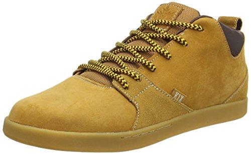 K1X - K1X Schn1Tzel Le, Sneakers da uomo, beige (barley / brown / gum), 42.5