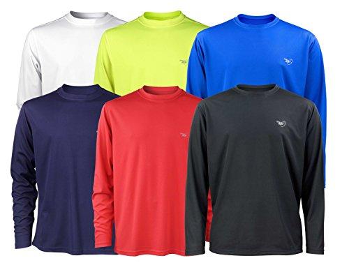 Time To Run Men's Favourite Long Sleeve Running T Shirt Top