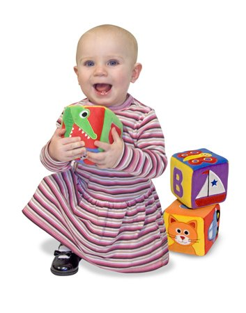 Melissa & Doug Soft ABC Blocks - Buy Melissa & Doug Soft ABC Blocks - Purchase Melissa & Doug Soft ABC Blocks (Melissa & Doug, Toys & Games,Categories)