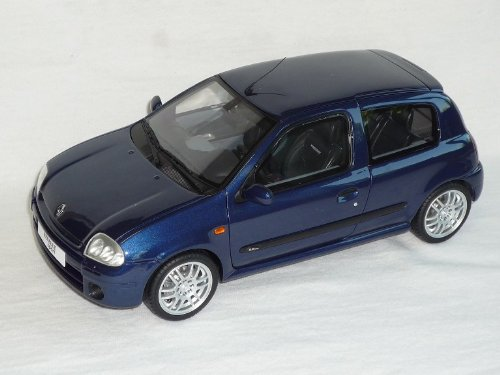 Renault Clio II (1998-2001)