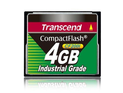 Transcend - Scheda di memoria Ts4gcf200i