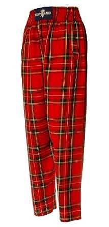 Tartan Trousers, Royal Stewart, S/M