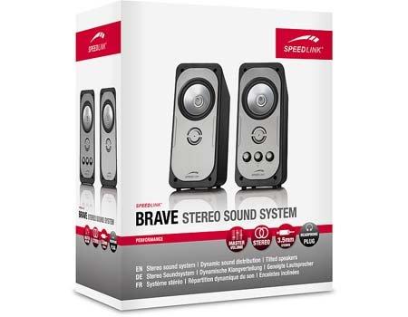 Speedlink Brave Stereo Sound System