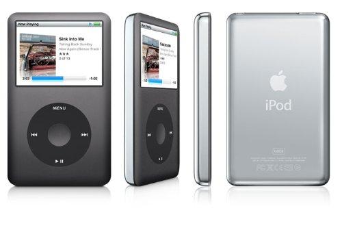 iPod classic 160 Go noir - NEW  8ème génération