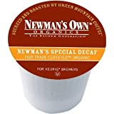 Newman's Own Special DECAF Coffee Keurig 4 Boxes of 24 K-Cups