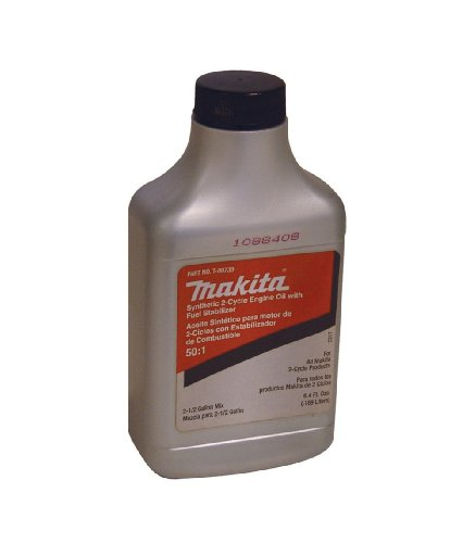 Makita T-00739 Commercial Grade 6.4-Ounce Synthetic 2-Cycle Oil - Single Pack (2 Cycle Engine Oil Synthetic compare prices)
