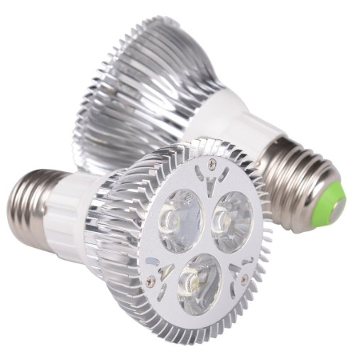 Par20 Led Bulb Lamp Warm White Medium Base Ac 100V-265V