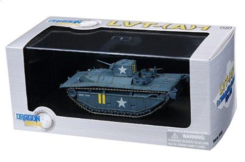 1:72 ドラゴンモデルズ アーマー コレクター シリーズ 60499 FMC Corporation LVT(A)-1 Alligator ディスプレイ モデル US アーミー 708th Amph