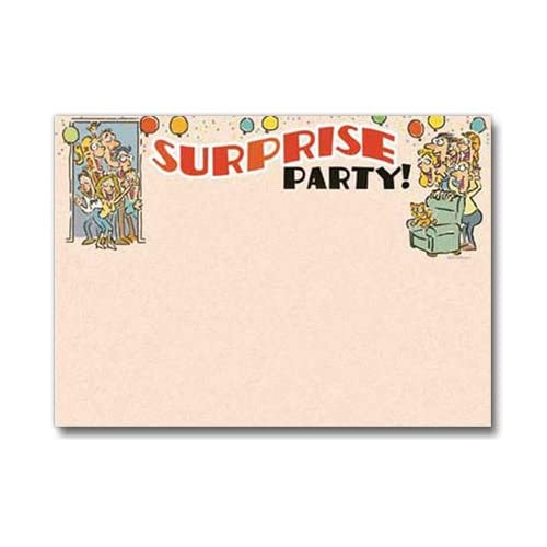 Surprise Party Invites is awesome invitation example