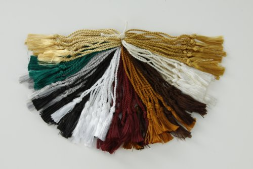 100 Assorted Bookmark Tassels