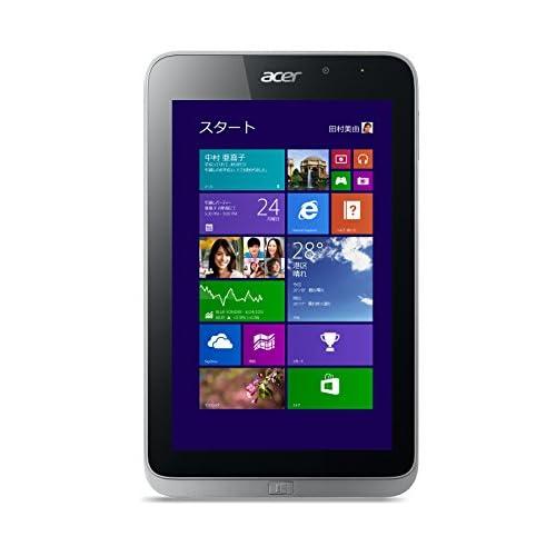 Acer ICONIA W4-820/FP (Atom Z3740/2G/64G eMMC/8.0/Win8.1(32)/OFL2013) W4-820/FP