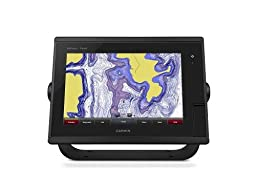 Garmin International GAR0100130601 GPSmap7610 Chartplotter Bluechart G2 & Lakevu HD US