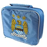 Manchester City Fc. Lunch Bag