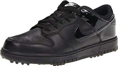 Nike Golf 2013 Herren-Golfschuhe Dunk NG Größe 44 Schwarz
