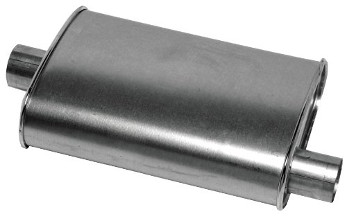Thrush 17715 Turbo Muffler (Turbo Muffler Exhaust compare prices)