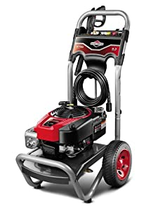 Briggs & Stratton 20418 2,700 PSI 2.3 GPM 175cc Briggs & Stratton Professional Series Gas Powered Pressure Washer With 30-Foot Hose (Discontinued by Manufacturer)