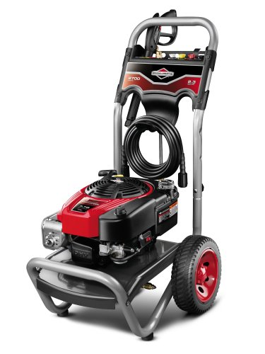 Briggs & Stratton 20418 2,700 PSI 2.3 GPM 175cc Briggs & Stratton Professional Series Gas Powered Pressure Washer With 30-Foot Hose