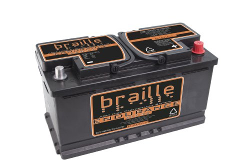 Braille Battery B10049 Endurance Racing Battery