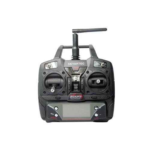Skyartec 2.4GHz NASA701 7 Channel LCD Transmitter for Butterfly RC Quadcopter
