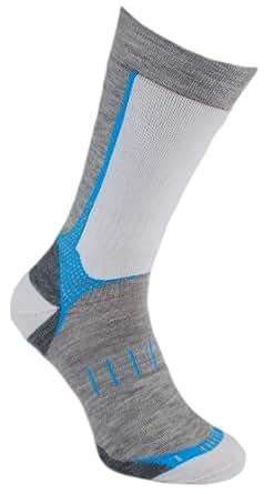 Sesto Senso Winter Trekking Socken SOX-TW (Grau/Weiß, 39-41)