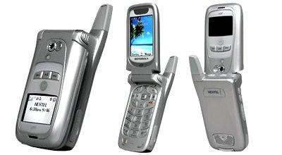 Motorola Nextel or Boost Mobile I870 Walkie Talkie Music Player Phone